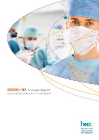 Annual Report Cover 2009-10
