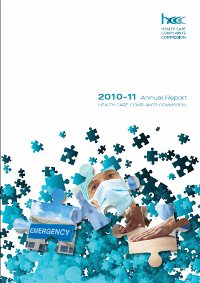 Annual Report Cover 2010-11