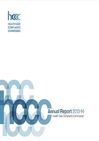Annual Report Cover 2013-14